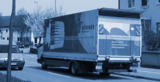 Verkehrsuntersuchung Lkw-Verkehr Kraibergstraße in der Stadt Ingolstadt
