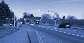 24h-Verkehrszählungen an 10 Knotenpunkten und 3 Querschnitten in Offenburg